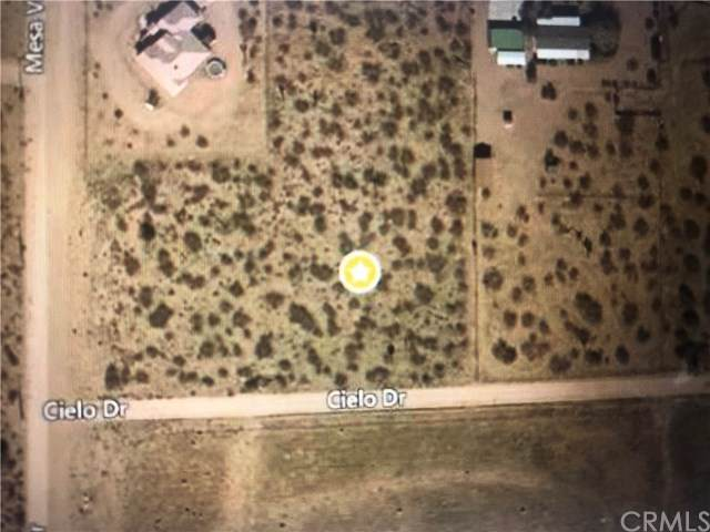0 Socorro, Victorville, CA 92392 (#302297062) :: Whissel Realty