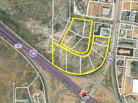 0 Agnes, Outside Area (Outside Ca), NM 87020 (#302297118) :: Whissel Realty