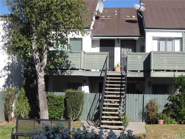 631 N Bristol Street #67, Santa Ana, CA 92703 (#302303087) :: Whissel Realty