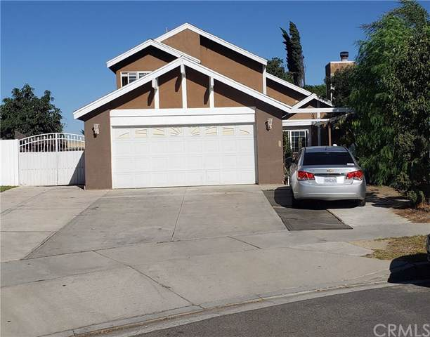 1154 Newfield Circle, Corona, CA 92880 (#302303276) :: Whissel Realty