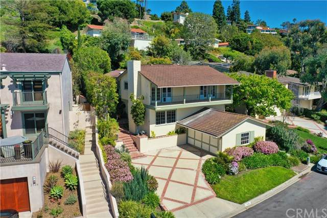 2400 Via Carrillo, Palos Verdes Estates, CA 90274 (#302303278) :: Whissel Realty