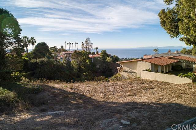 1417 Via Coronel, Palos Verdes Estates, CA 90274 (#302303325) :: Whissel Realty