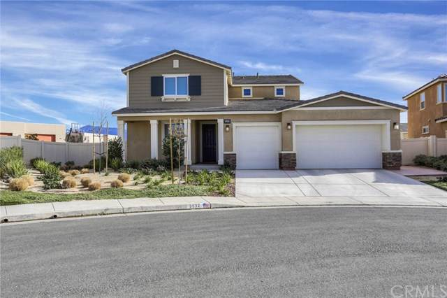 1437 Weldon Street, Beaumont, CA 92223 (#302303580) :: Whissel Realty