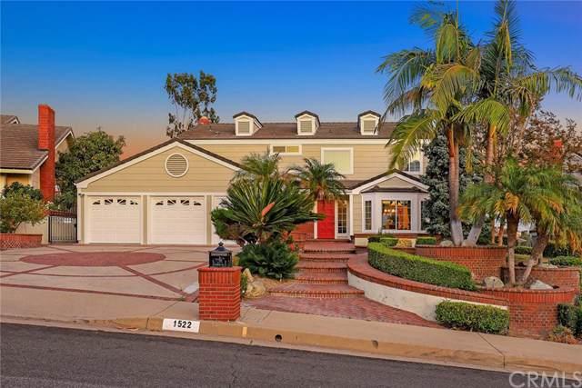 1522 Sunbluff Drive, Diamond Bar, CA 91765 (#302303717) :: Compass