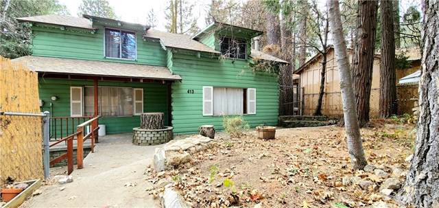 413 Redwood Lane, Crestline, CA 92325 (#302304060) :: COMPASS