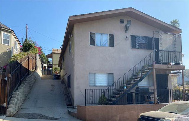 2714 Phelps Avenue, Los Angeles, CA 90032 (#302304242) :: Whissel Realty