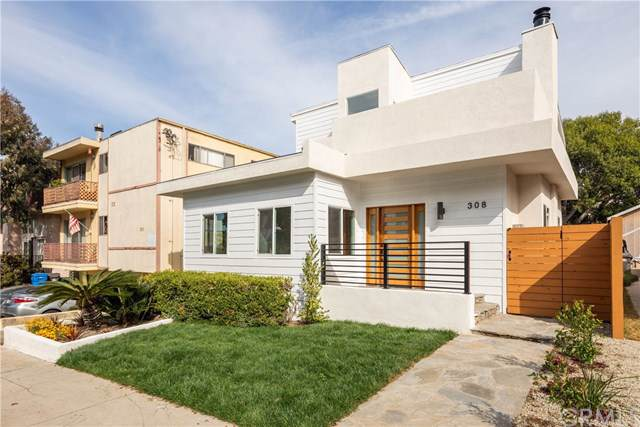 308 N Francisca Avenue, Redondo Beach, CA 90277 (#302304712) :: Whissel Realty