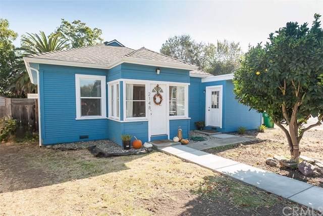 2148 King Street, San Luis Obispo, CA 93401 (#302304870) :: Whissel Realty