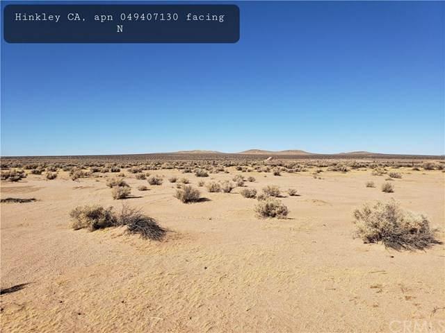 0 Gertrude, Hinkley, CA 92347 (#302305581) :: Keller Williams - Triolo Realty Group