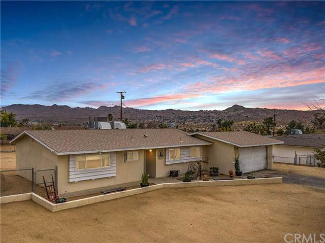 7138 Hanford Avenue, Yucca Valley, CA 92284 (#302305691) :: Whissel Realty