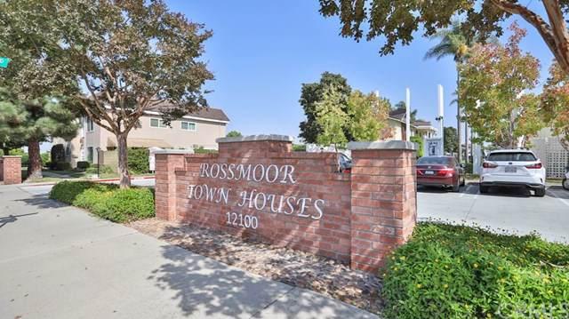 12100 Montecito Road #123, Rossmoor, CA 90720 (#302305740) :: Whissel Realty