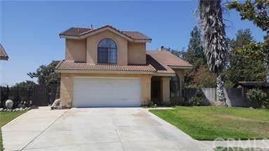9388 Tangelo Avenue, Fontana, CA 92335 (#302305856) :: Whissel Realty