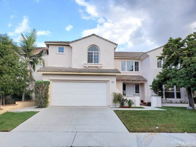 1338 Golden Coast Lane, Rowland Heights, CA 91748 (#302306135) :: Whissel Realty