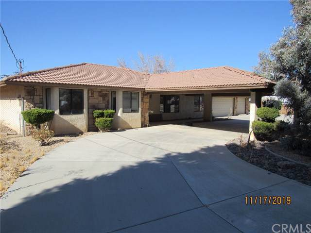 15422 Tuscola Road, Apple Valley, CA 92307 (#302306573) :: Whissel Realty