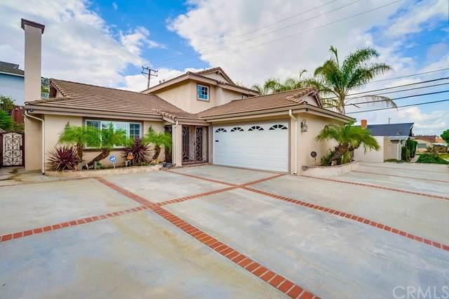 28517 S Montereina Drive, Rancho Palos Verdes, CA 90275 (#302307072) :: Whissel Realty