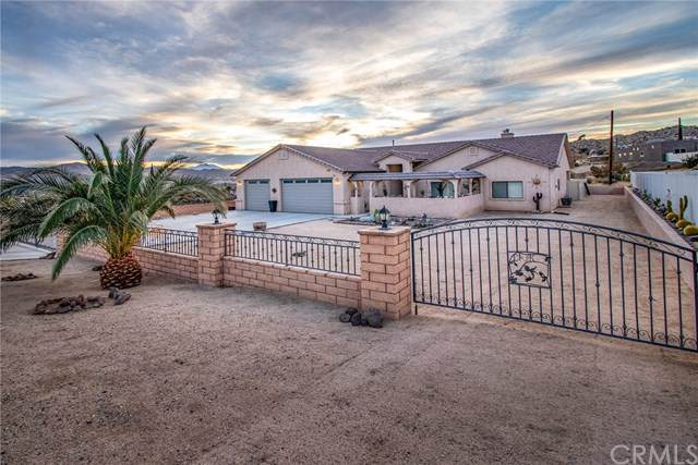 6404 Airway Avenue, Yucca Valley, CA 92284 (#302307584) :: Whissel Realty