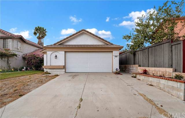 13948 Mountain High Drive, Fontana, CA 92337 (#302308046) :: Whissel Realty