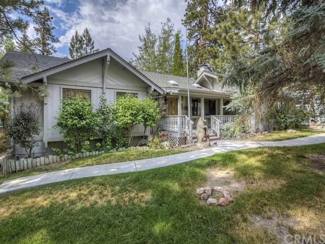 42626 Fox Farm, Big Bear, CA 92315 (#302308669) :: Whissel Realty