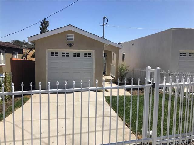 4137 Raynol Street, Los Angeles, CA 90032 (#302308961) :: Whissel Realty