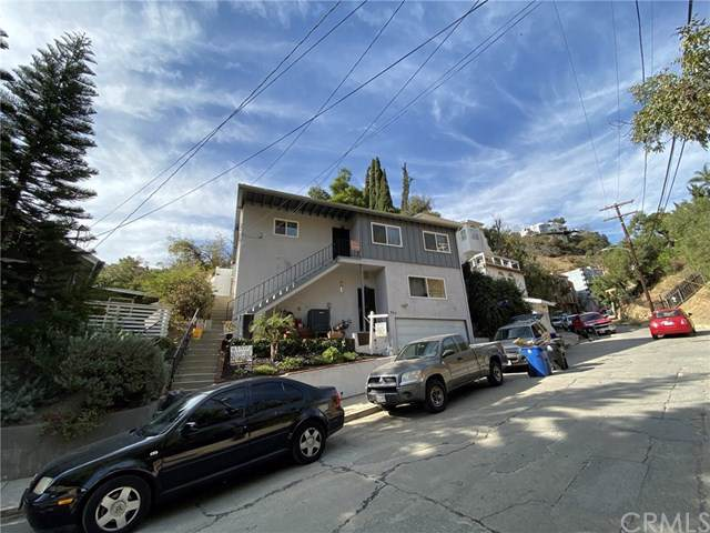 603 Museum Drive, Los Angeles, CA 90065 (#302308993) :: Compass