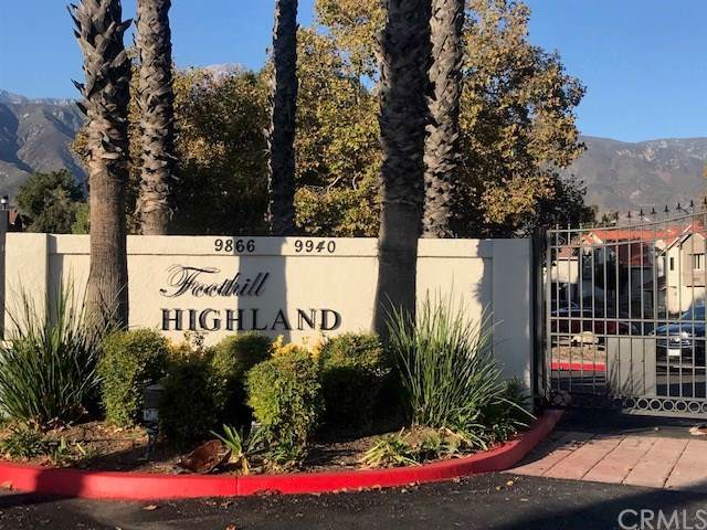 9930 Highland Avenue C, Rancho Cucamonga, CA 91737 (#302309452) :: Whissel Realty