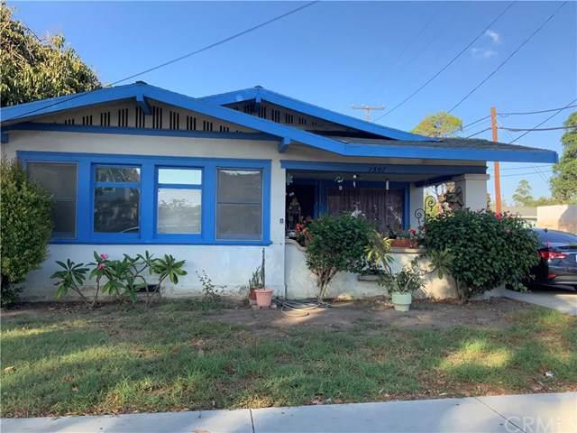 1501 W 5th Street, Santa Ana, CA 92703 (#302309544) :: Whissel Realty
