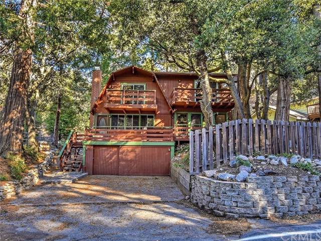 291 S Dart Canyon Road, Crestline, CA 92325 (#302309647) :: COMPASS