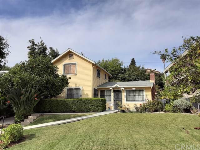 5353 Huntington Drive, El Sereno, CA 90032 (#302309752) :: Whissel Realty