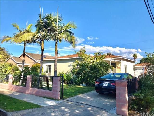1833 S Parton Street, Santa Ana, CA 92707 (#302310022) :: COMPASS