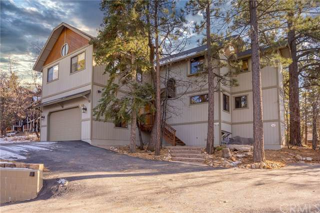 1387 La Crescenta Drive, Big Bear, CA 92314 (#302310113) :: Whissel Realty