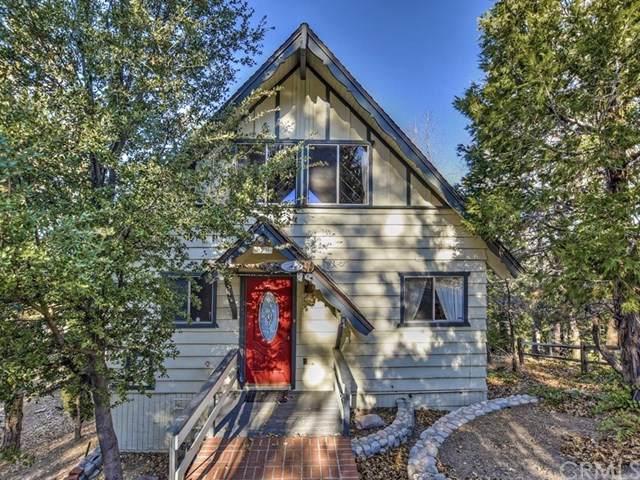 820 Bishorn Drive, Lake Arrowhead, CA 92352 (#302310497) :: Whissel Realty