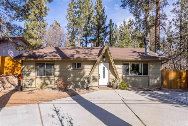 1225 Fox Farm Road, Big Bear, CA 92315 (#302310546) :: Whissel Realty