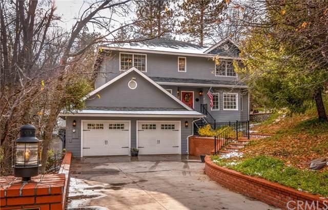 26461 Hillcrest Lane, Lake Arrowhead, CA 92352 (#302310822) :: Whissel Realty