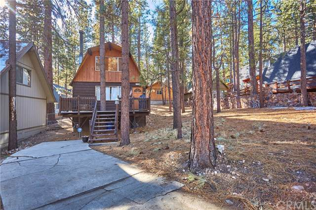 614 W Rainbow Boulevard, Big Bear, CA 92314 (#302311040) :: The Yarbrough Group