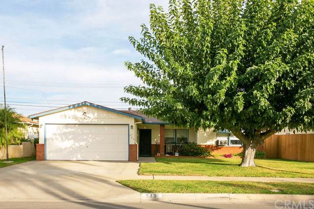 549 N Hart Street, Orange, CA 92867 (#302311136) :: Whissel Realty