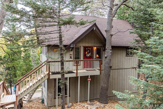 102 St Andrews Drive, Lake Arrowhead, CA 92352 (#302311361) :: Whissel Realty