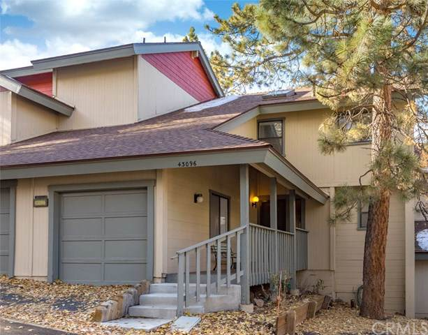43096 Deer Run Court, Big Bear, CA 92315 (#302312043) :: Whissel Realty