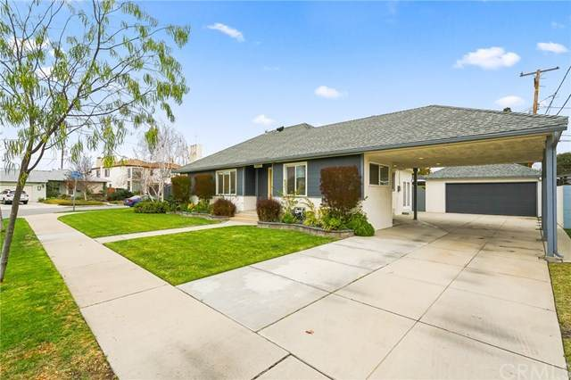 5603 E Coralite Street, Long Beach, CA 90808 (#302312585) :: Whissel Realty