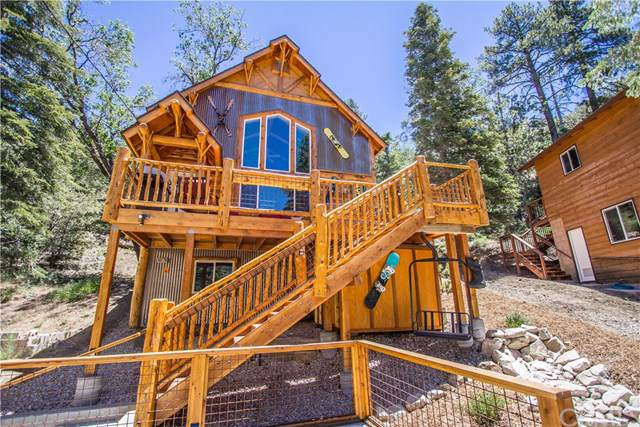 43170 Sunset Drive, Big Bear, CA 92315 (#302312606) :: Whissel Realty