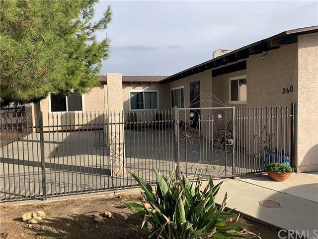 260 E Barbour, Banning, CA 92220 (#302312764) :: Whissel Realty