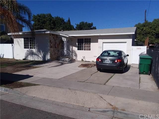 941 W Cubbon Street, Santa Ana, CA 92703 (#302312780) :: Whissel Realty