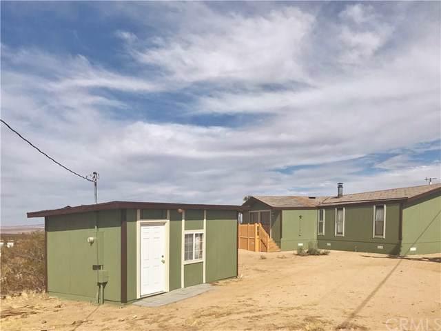 59350 Stearman Road, Landers, CA 92284 (#302313315) :: Whissel Realty