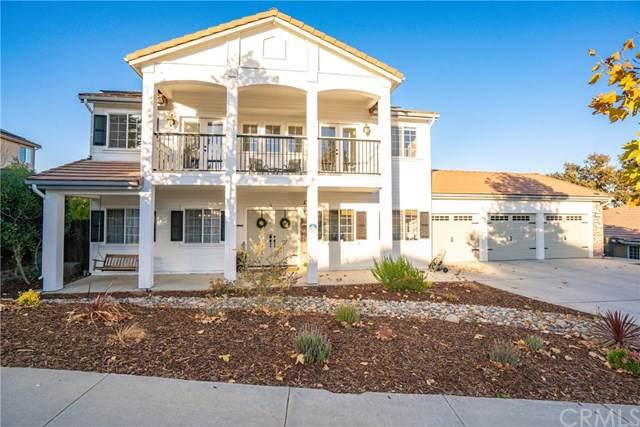 319 Montebello Oaks Drive, Paso Robles, CA 93446 (#302313383) :: Whissel Realty
