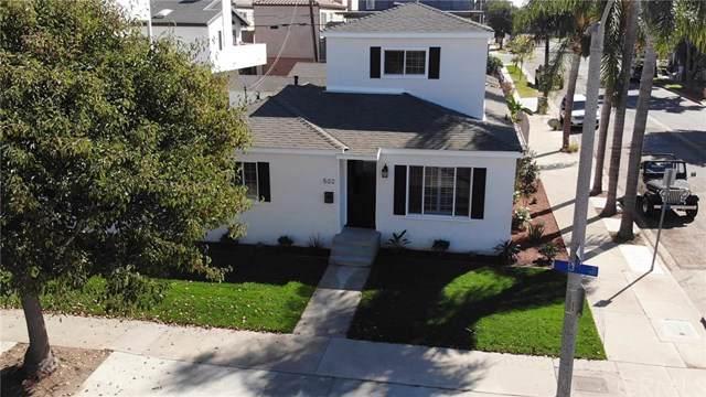 502 13th Street, Huntington Beach, CA 92648 (#302314212) :: Whissel Realty