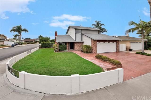 9382 Castlegate Drive, Huntington Beach, CA 92646 (#302314363) :: Compass