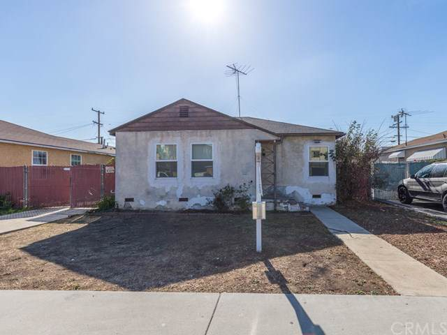4844 W 120th Street, Hawthorne, CA 90250 (#302314511) :: Whissel Realty