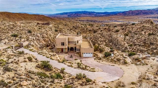 57511 Manzanita Drive, Yucca Valley, CA 92284 (#302314848) :: Whissel Realty