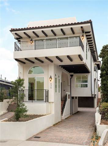 636 Vincent Park A, Redondo Beach, CA 90277 (#302315296) :: Whissel Realty