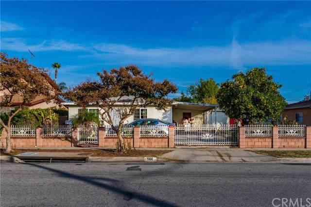 560 La Seda Road, La Puente, CA 91744 (#302315470) :: Dannecker & Associates
