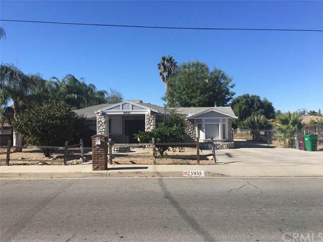 25935 Meridian Street, Hemet, CA 92544 (#302315791) :: Whissel Realty